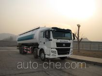 Luye JYJ5316GFLD2 low-density bulk powder transport tank truck