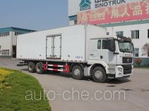 Luye JYJ5316XLCE refrigerated truck