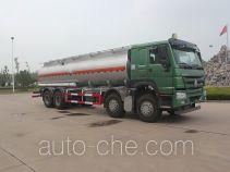 Luye JYJ5317GFWD corrosive substance transport tank truck
