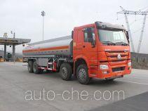 Luye JYJ5317GJYD fuel tank truck