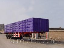 Luye JYJ9280XXY box body van trailer