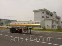 Luye JYJ9330GHY chemical liquid tank trailer