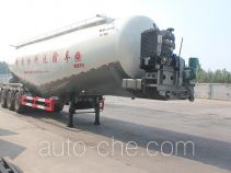 Luye JYJ9400GFL low-density bulk powder transport trailer