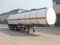 Luye JYJ9400GHY chemical liquid tank trailer