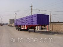Luye JYJ9400XXY box body van trailer