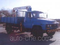 Jinzhong JZX5090JSQ3 truck mounted loader crane