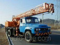 Jinzhong  QY8F JZX5096JQZQY8F truck crane