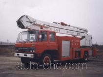 Jinzhong JZX5150JXFJP26 high lift pump fire engine