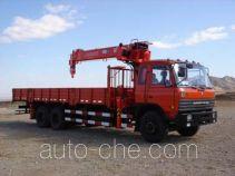 Jinzhong JZX5200JSQ truck mounted loader crane