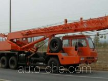 Jinzhong  QY16F JZX5246JQZQY16F truck crane
