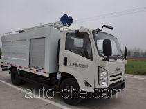 鑫意牌JZZ5080TWG型挖掏式管道疏通车