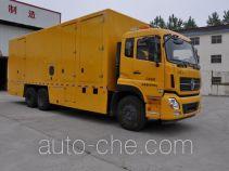 鑫意牌JZZ5250XXH型救险车