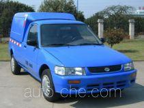 康迪牌KD5012XXYBEV型纯电动厢式运输车