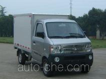 康迪牌KD5021XXYBEV型纯电动厢式运输车