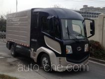 康迪牌KD5040XXYJBEV1型纯电动厢式运输车