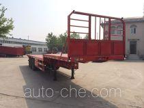 Jinduoli KDL9402TPB flatbed trailer