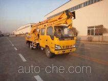 North Traffic Kaifan KFM5072JGK410Z aerial work platform truck