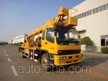 North Traffic Kaifan KFM5155JGK410S aerial work platform truck