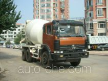 North Traffic Kaifan KFM5250GJBZ concrete mixer truck