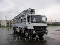 凯帆牌KFM5400THB47型混凝土泵车