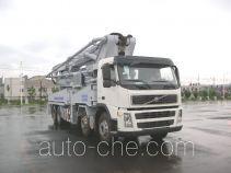 凯帆牌KFM5420THB47型混凝土泵车