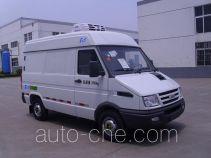 康飞牌KFT5041XLC42型冷藏车