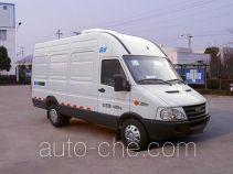 康飞牌KFT5041XLC48型冷藏车