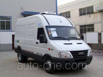 康飞牌KFT5041XLC4D型冷藏车