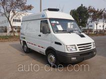 康飞牌KFT5041XLC52型冷藏车