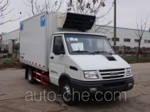 Kangfei KFT5041XLC55 refrigerated truck