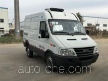 康飞牌KFT5041XLC56型冷藏车
