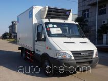 康飞牌KFT5041XLC57型冷藏车