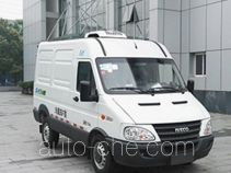 Kangfei KFT5041XLC5A refrigerated truck