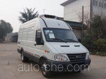 Kangfei KFT5041XLC5B refrigerated truck