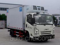 康飞牌KFT5042XLC46型冷藏车