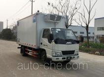 康飞牌KFT5042XLC57型冷藏车
