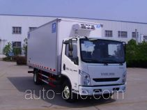 康飞牌KFT5071XLC40型冷藏车