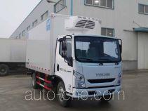 康飞牌KFT5071XLC41型冷藏车