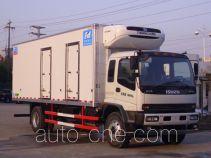 康飞牌KFT5163XLC4型冷藏车