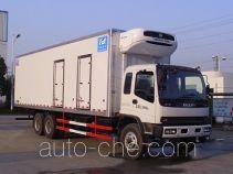 康飞牌KFT5253XLC4型冷藏车