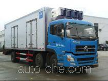 康飞牌KFT5256XLC41型冷藏车