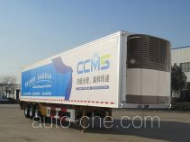 Kangfei KFT9400XLCA refrigerated trailer