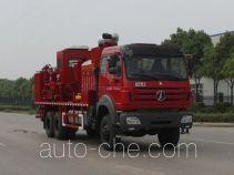 PetroKH KHZ5220TYL fracturing truck