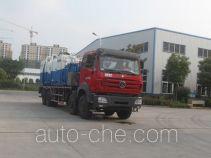 科昊牌KHZ5290TJC型洗井车