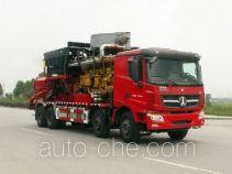 PetroKH KHZ5410TYL140 fracturing truck