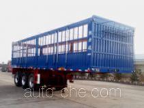 蒙驼凯力达一牌KLD9376CCY型仓栅式运输半挂车