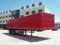 KLDY KLD9401XXY box body van trailer