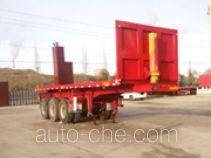 KLDY KLD9403ZZXP flatbed dump trailer