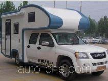 海格牌KLQ5030XLJQ4型旅居车