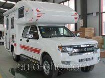 海格牌KLQ5032XLJQ4型旅居车